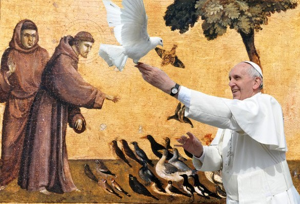 Terra Santa: Francesco 795 anni dopo Francesco