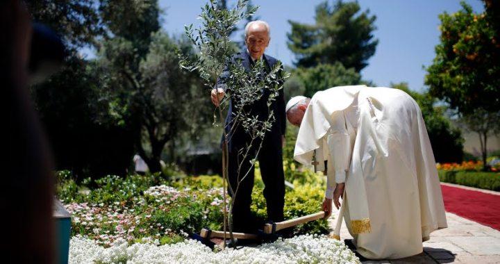 Istantanee dalla Terra Santa, il pellegrinaggio di Papa Francesco in immagini