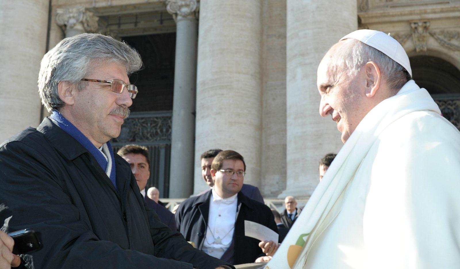 Michel Roy, Caritas: con i poveri per costruire una società migliore
