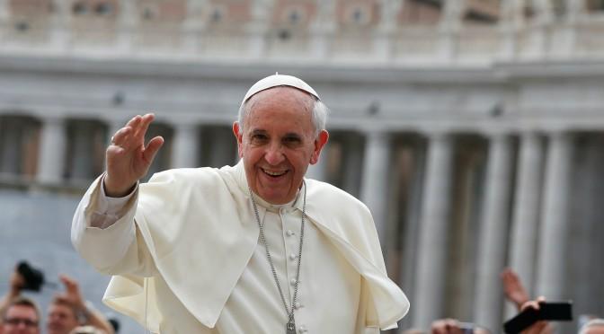 Papa Francesco: Fedeltà alla promessa coniugale per andare avanti insieme, tutta la vita