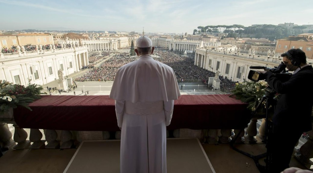 Papa Francesco: Dove nasce Dio, nasce la speranza