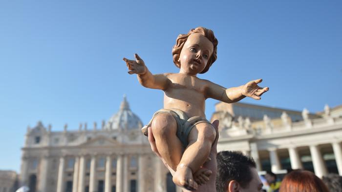 L'augurio di Francesco: un Natale di speranza e pieno di stupore