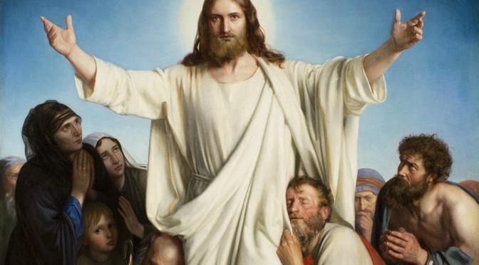 Vi do un comandamento nuovo: che vi amiate gli uni gli altri