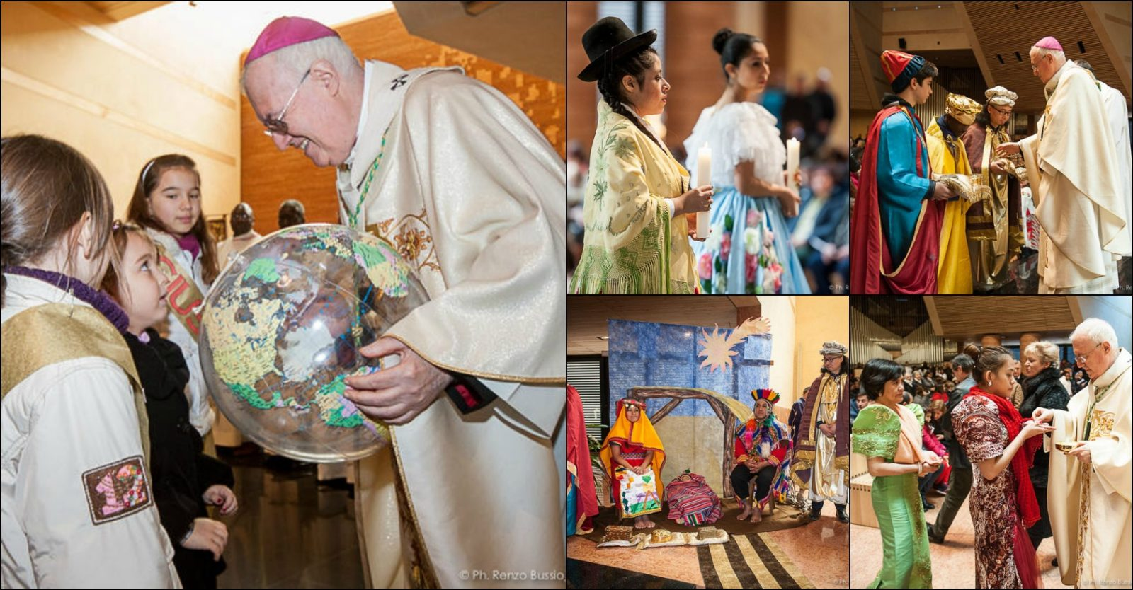 Mons. Nosiglia: l'Epifania è la vera festa dei popoli