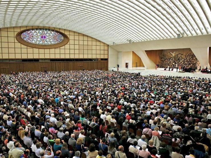 Papa Francesco: La fedeltà nella misericordia è l'essere di Dio