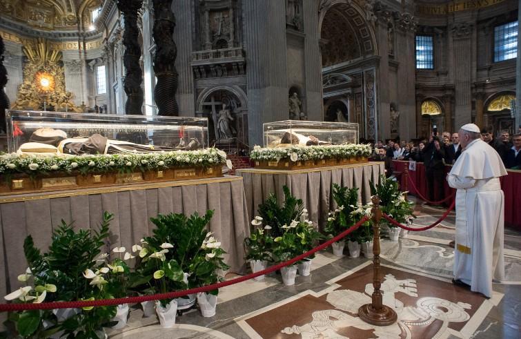 Il Papa ai Cappuccini: il confessionale è per perdonare, non per bastonare!