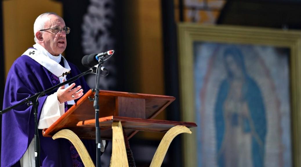 Il Papa agli indios del Chiapas: il mondo ha bisogno di voi!