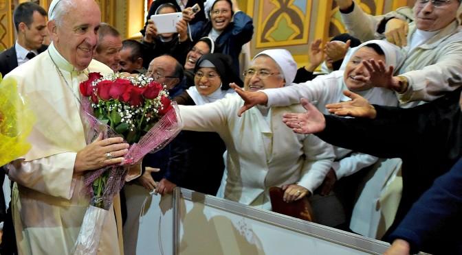 Profezia, prossimità e speranza nel discorso di Papa Francesco ai consacrati