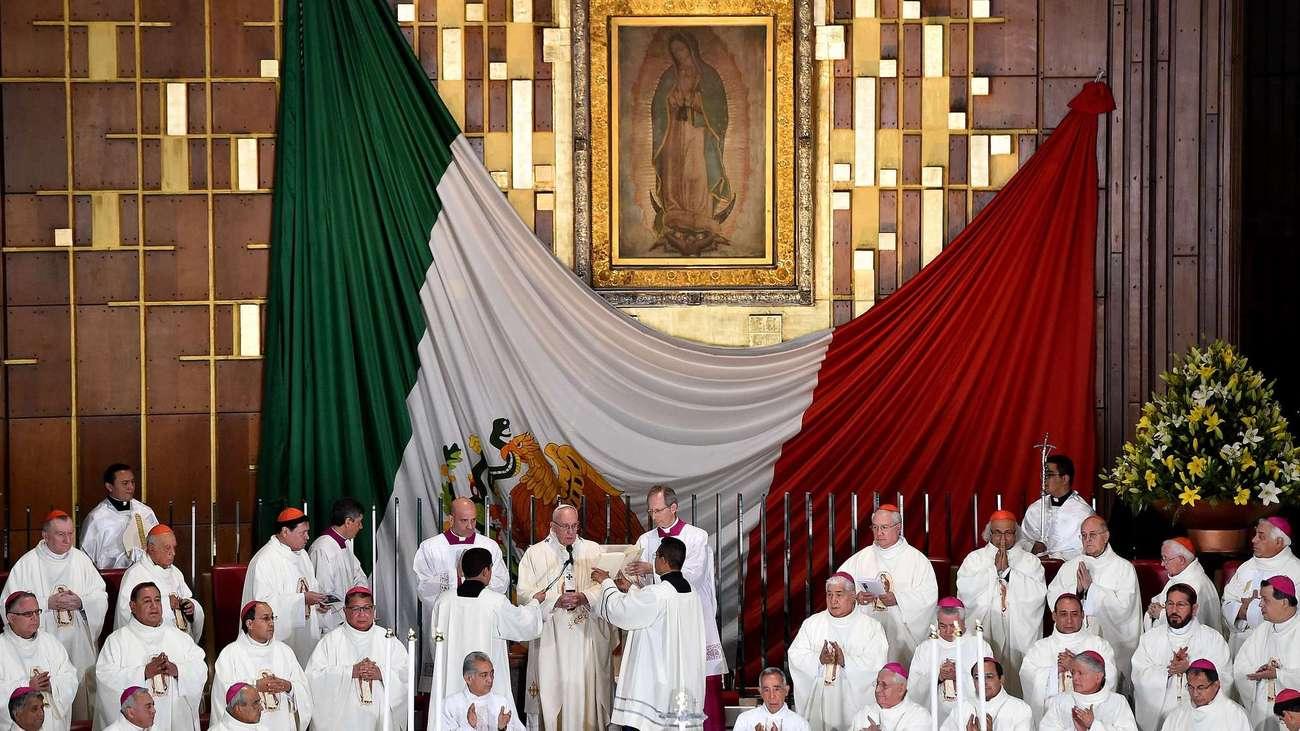 Così la Vergine di Guadalupe sconfigge la logica dello scarto.