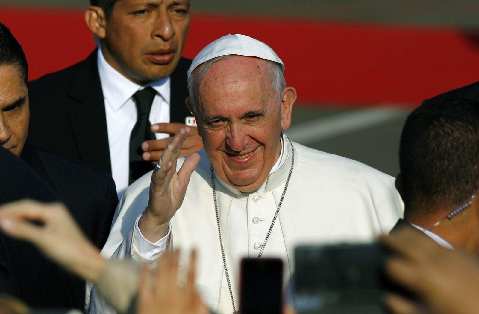 Il Papa ai giovani: Siete la ricchezza del Messico, se cadete rialzatevi!