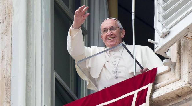 Siria, Messico, Estremo Oriente. All'Angelus il Papa abbraccia il mondo intero.