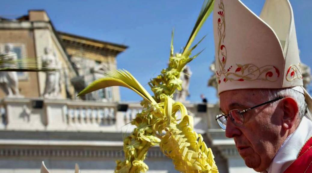 Il Crocifisso, la cattedra di Dio che insegna l'amore umile