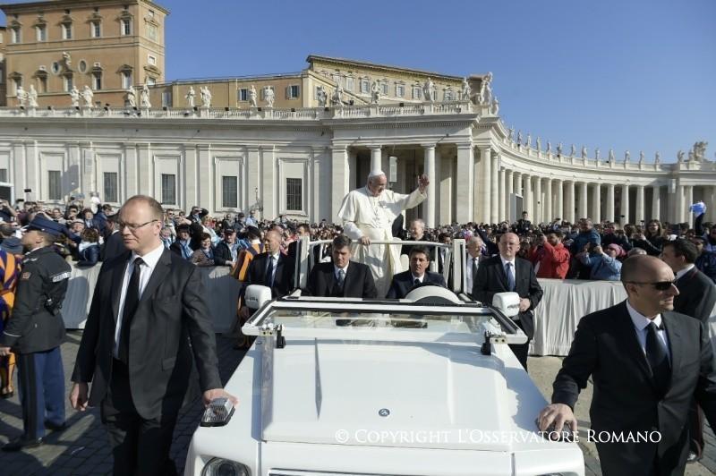 Papa Francesco: Dio è più grande del nostro peccato.