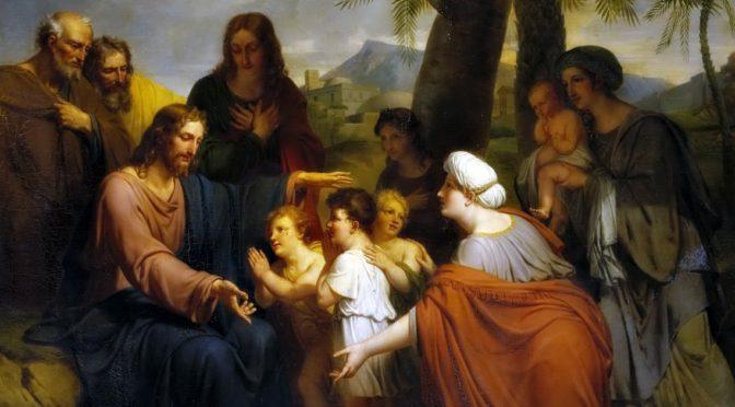 Lo sapevi che è facile entrare nel Regno di Dio?
