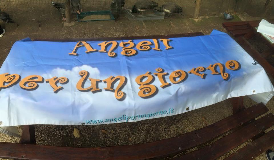Giornata di primavera e di solidarietà con Angeli per un giorno