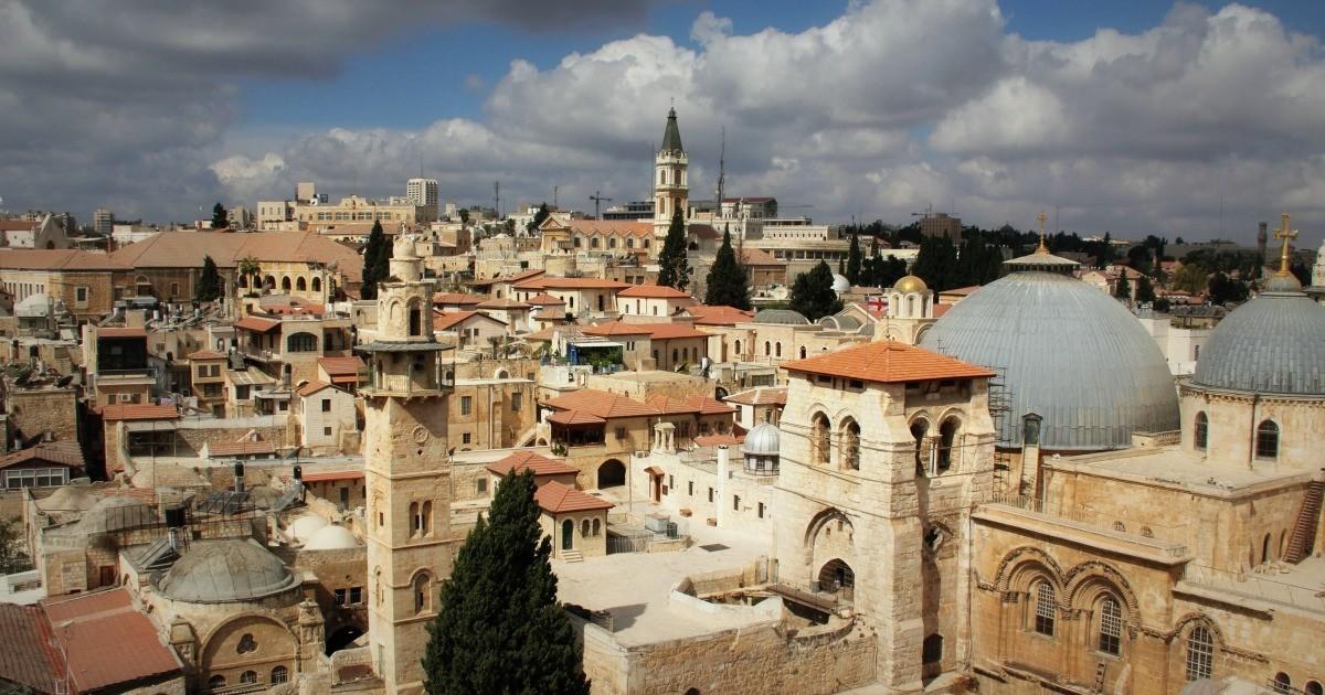 Gerusalemme e le identità dei tre monoteismi