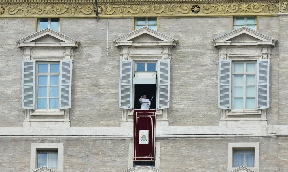 Regina Coeli Papa Francesco