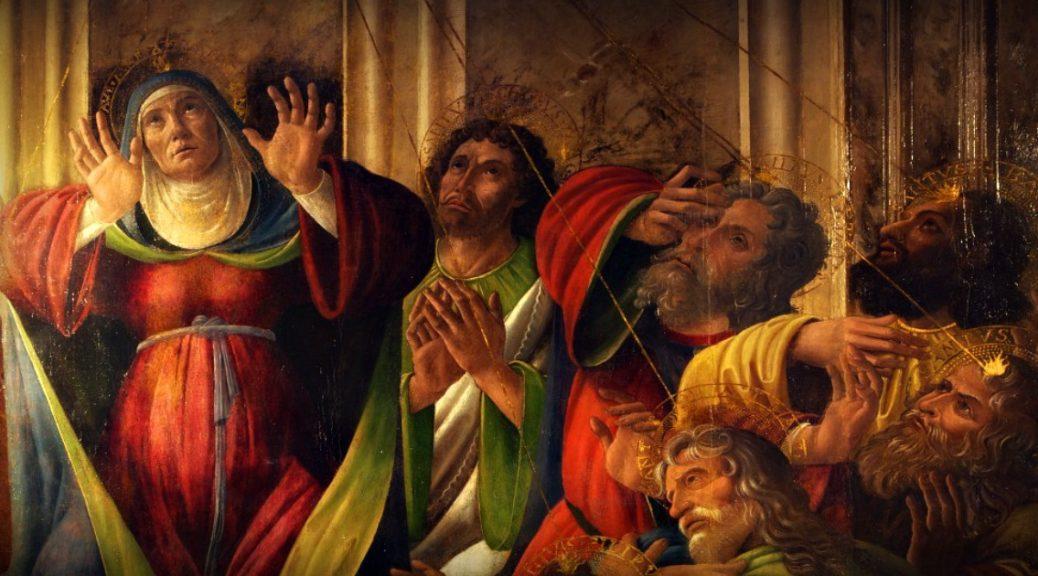 E' aperta la porta del tuo cuore per ricevere lo Spirito Santo?