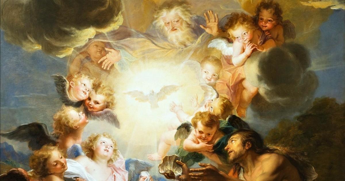 La Santissima Trinità, il Mistero svelato in un abbraccio