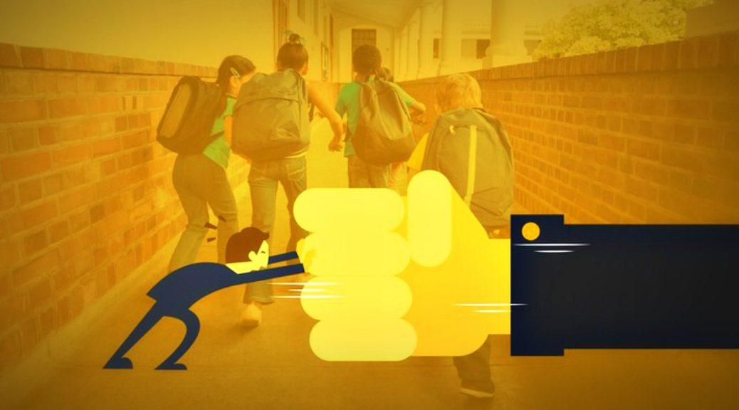 La migliore prevenzione del bullismo è l'educazione