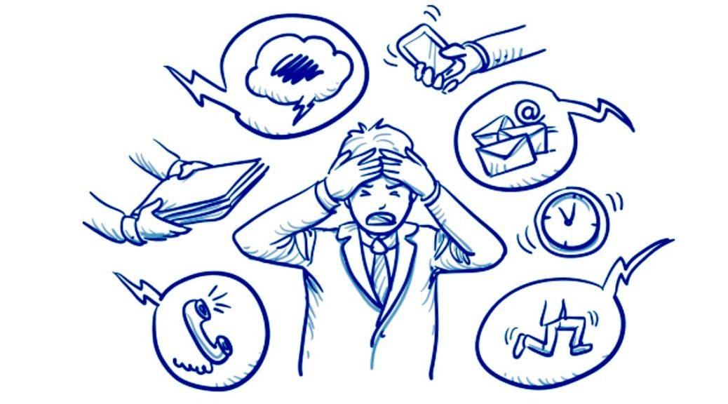 Stress, lavoro e benessere nell'era dei social network