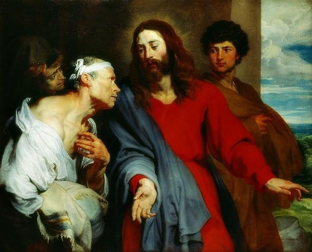 Stress? Nervosismo? Hai provato la medicina di Gesù?