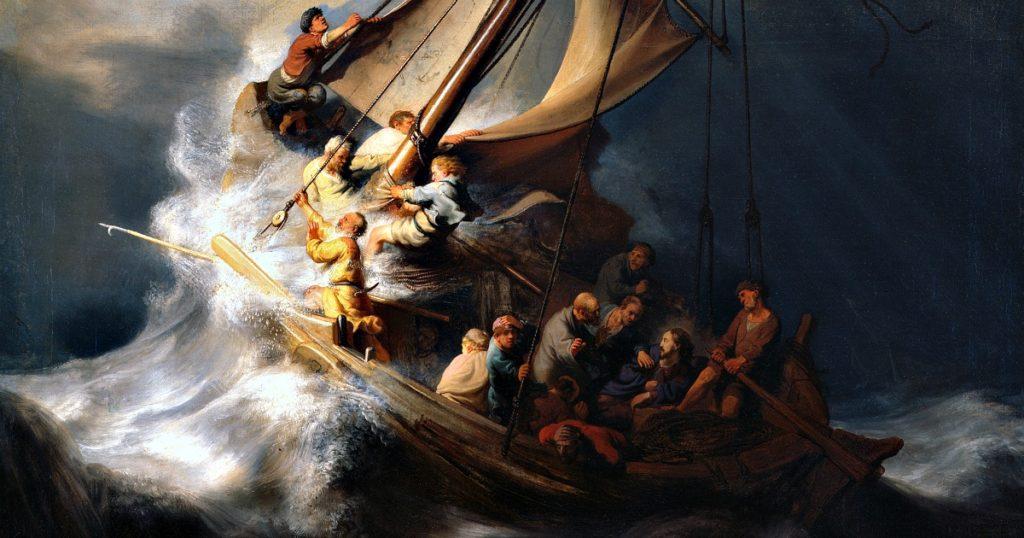 Perchè aver paura? Ecco come Gesù ti salverà dalla tempesta.