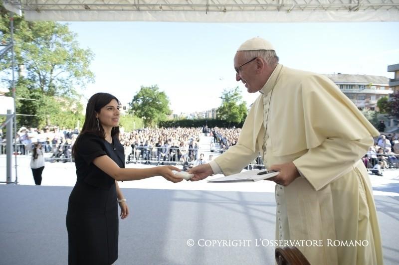 A Villa Nazareth il lato umano di Papa Francesco