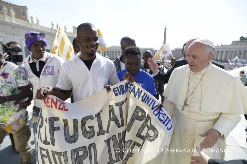 Il Papa e gli esclusi di ieri e di oggi