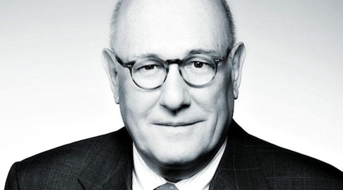 L'Università Europea di Roma conferirà la Laurea Honoris Causa all'Ing. Wolfgang D. Schrempp