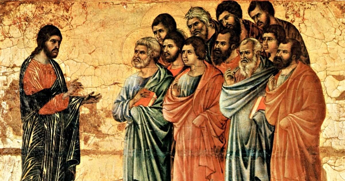 Se Gesù fosse un allenatore... faresti il tifo per la sua squadra?