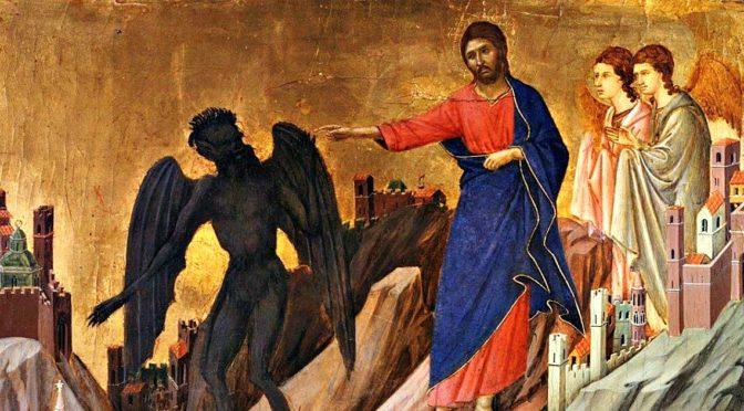 Dove c'è calunnia c'è Satana, ma Dio è più forte!