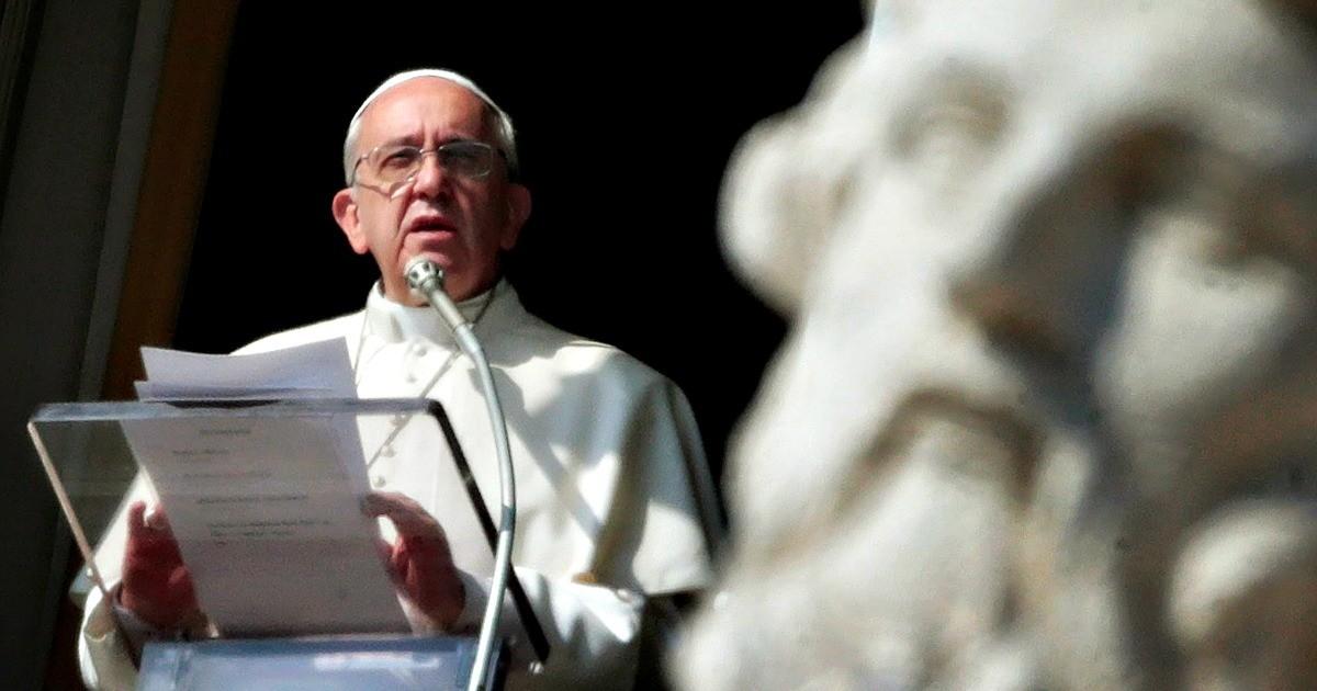 Papa Francesco, Nizza, attentato, strage, Angelus, ascolto, Gesù, pace