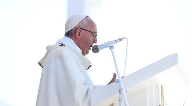 GMG, il Vangelo ai tempi di internet Alla Messa conclusiva il Papa esorta i giovani con un linguaggio hi-tech. La prossima edizione a Panama nel 2019; ma la GMG comincia oggi e continua domani a casa con Gesù.