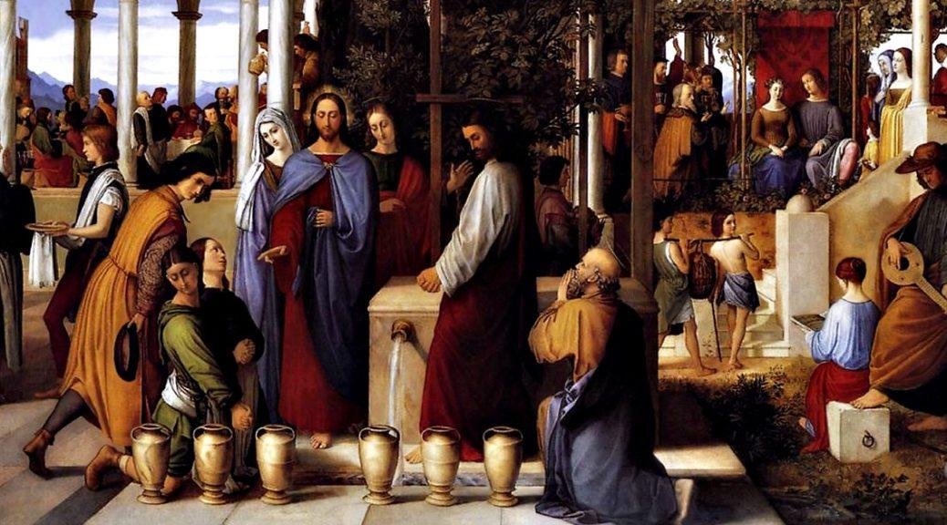 Hai mai assaggiato il vino nuovo di Gesù?