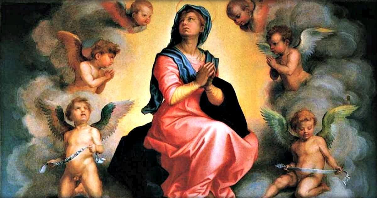 Così Maria, Assunta in Cielo, può fare entrare anche te in Paradiso