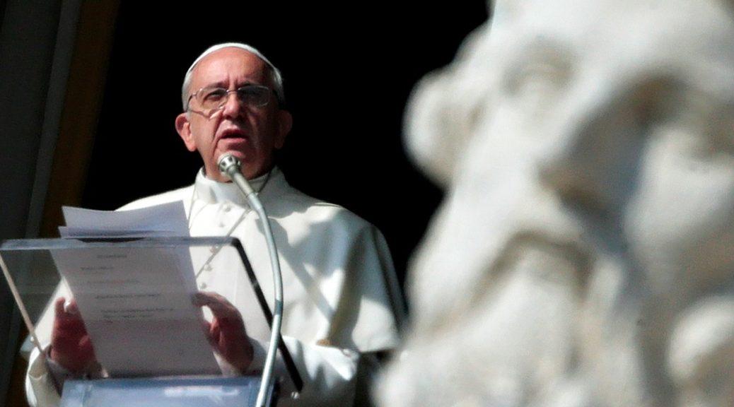 La vicinanza del Papa ai terremotati dell'Italia centrale