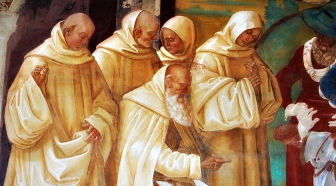Il monachesimo alle radici della società di oggi