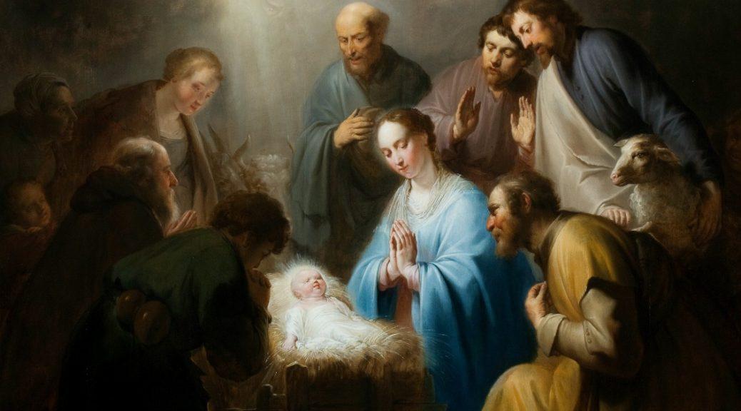 Novena di Natale, ottavo giorno: Gesù Bambino