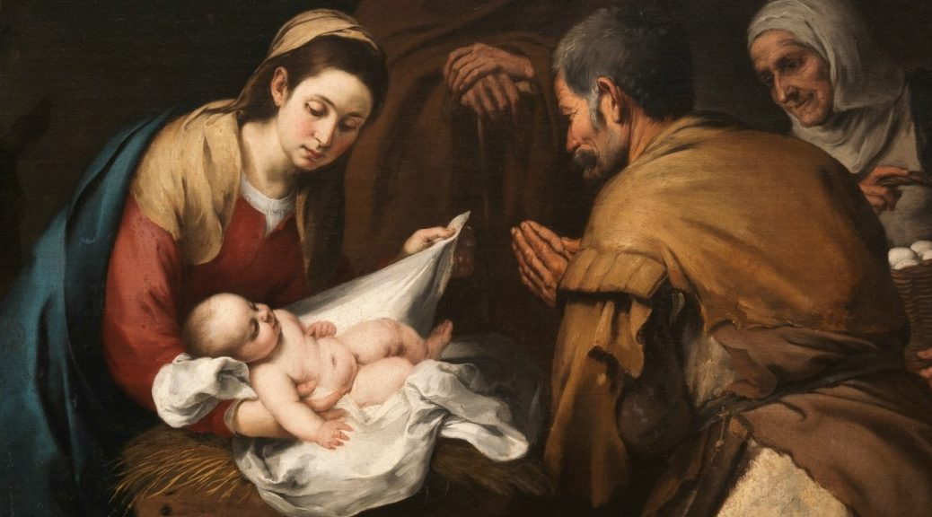 Novena di Natale, nono giorno: La Natività di Gesù