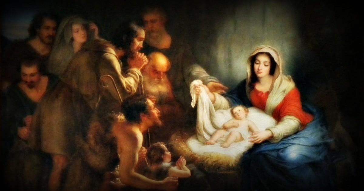 Novena di Natale, primo giorno: Vieni Signore Gesù