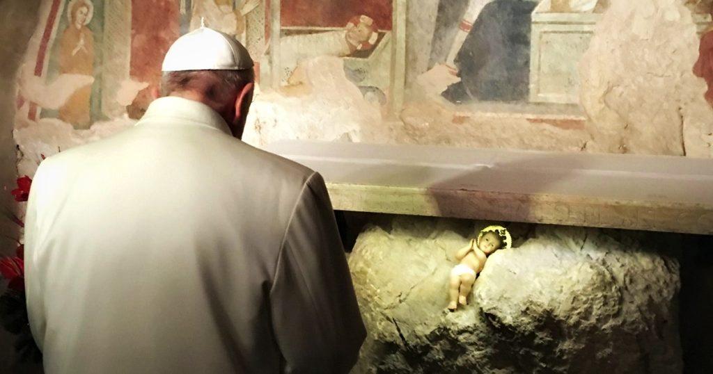 Un viaggio tra le figure del presepe per scoprire il mistero di Dio