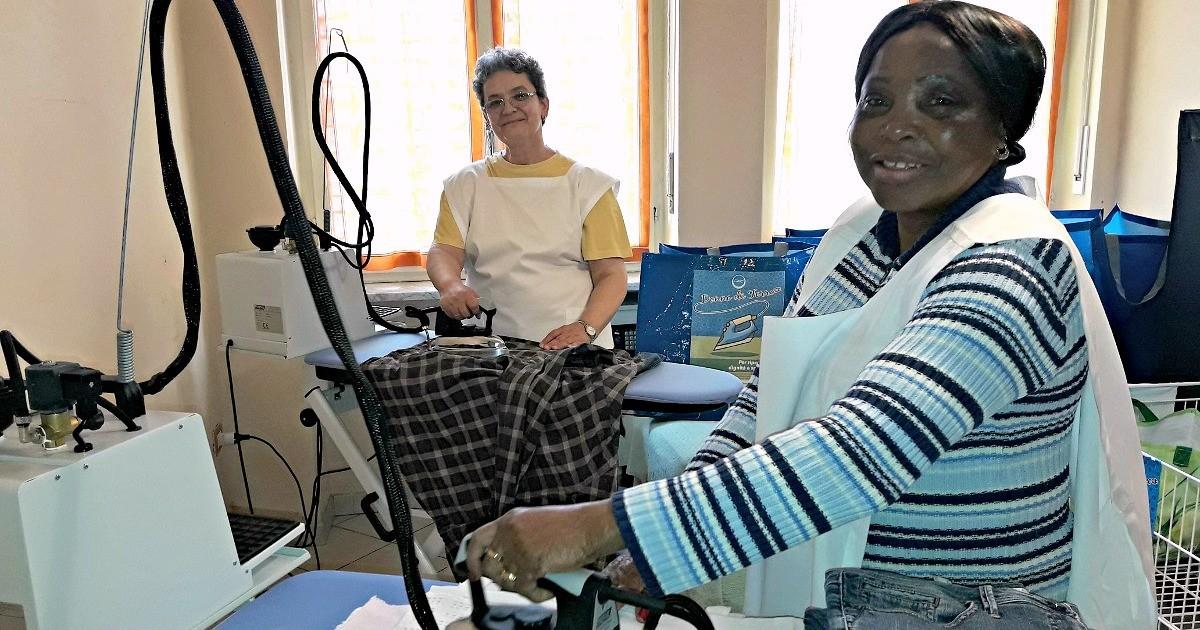 Donne di ferro. Il progetto per aiutare le donne in difficoltà