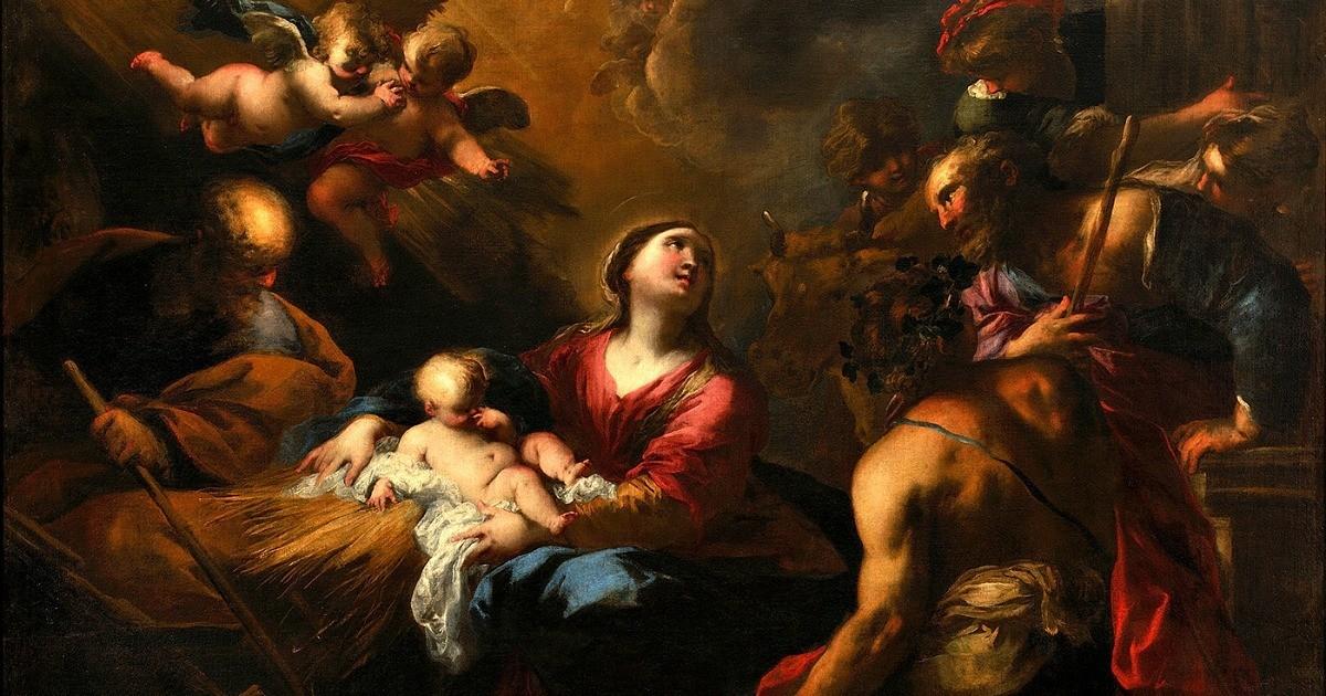 Novena di Natale, sesto giorno: Gesù Redentore