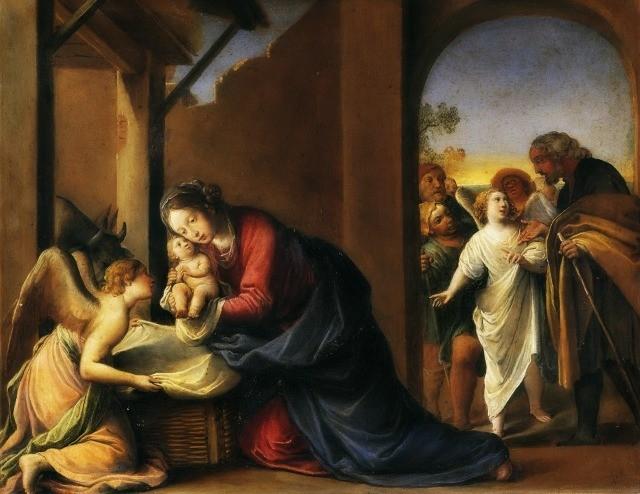 Novena di Natale, terzo giorno: Gesù Figlio di Dio