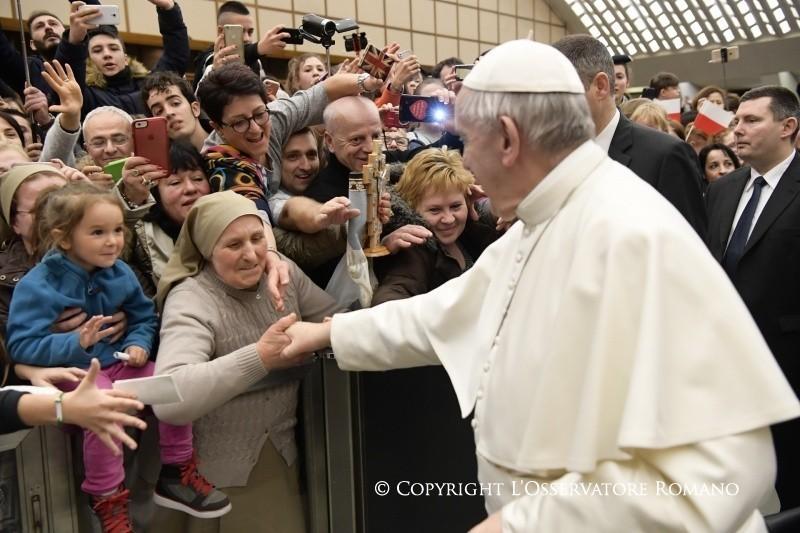 Papa Francesco: la speranza non delude!