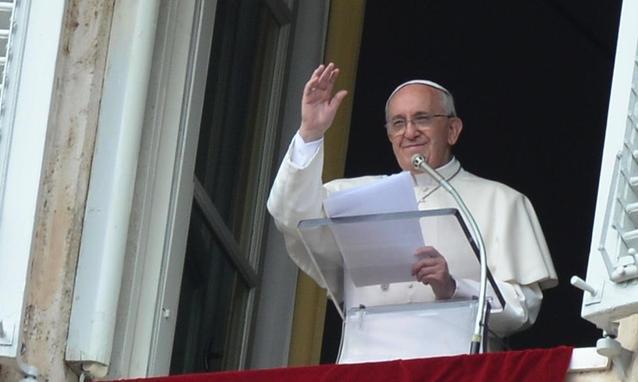 La preghiera del Papa per tutte le mamme