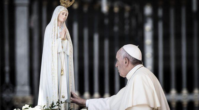 Maria: una luce di speranza nel buio più fitto