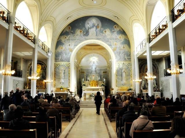Cappella di Nostra Signora della Medaglia Miracolosa,