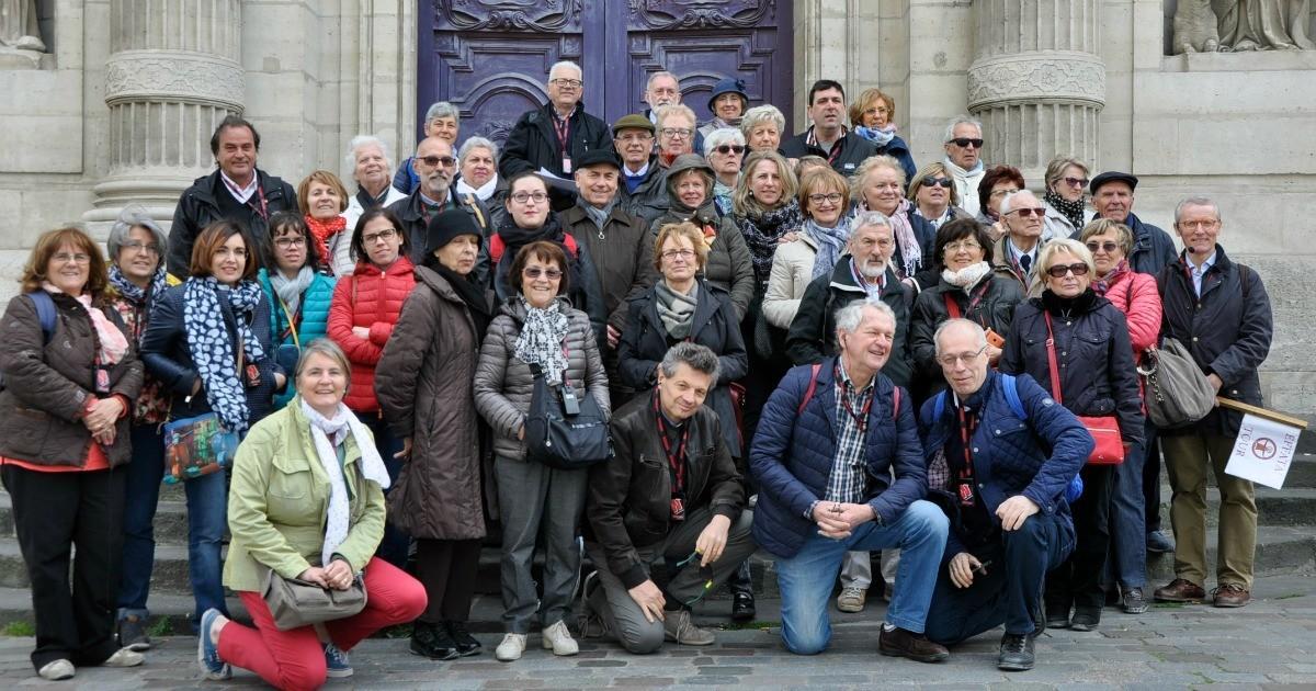 Nella Parigi di Federico, alla riscoperta delle nostre radici